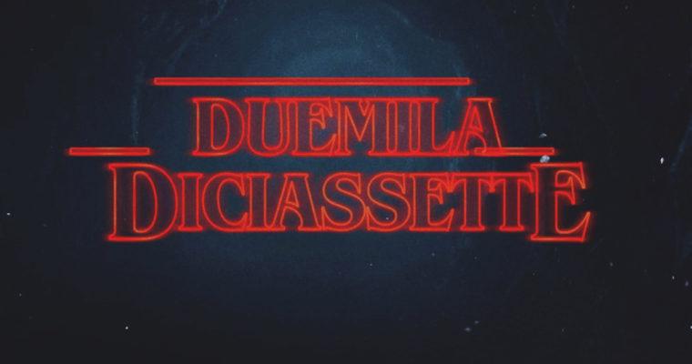 DUEMILADICIASSETTE – il video dell'anno